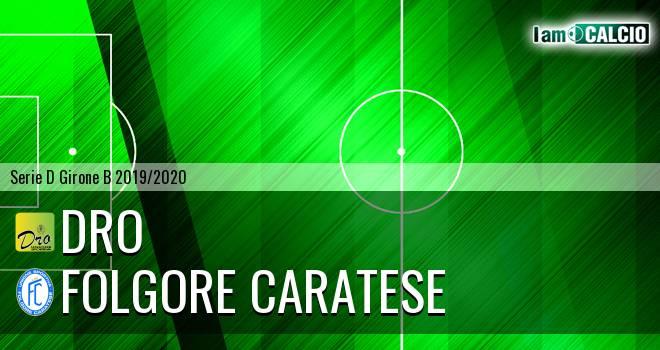 Dro Alto Garda - Folgore Caratese