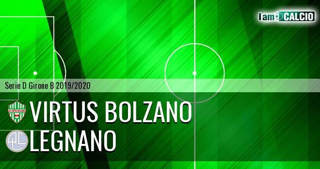 Virtus Bolzano - Legnano
