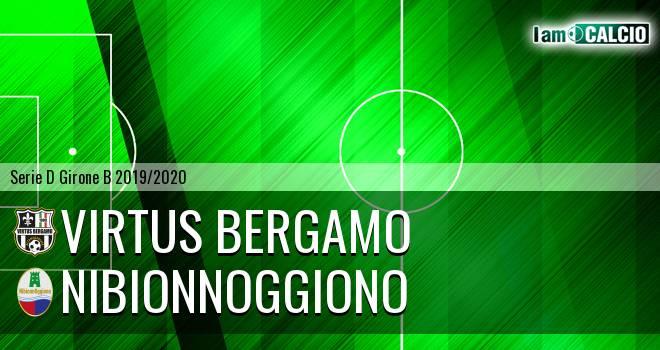 Virtus Ciserano Bergamo - NibionnOggiono