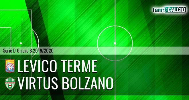 Levico Terme - Virtus Bolzano