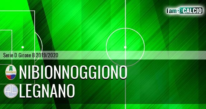 NibionnOggiono - Legnano