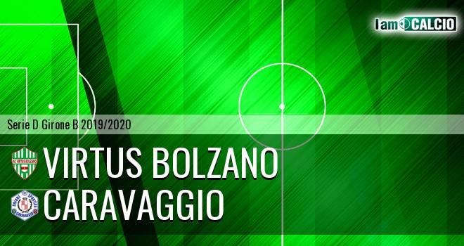 Virtus Bolzano - Caravaggio