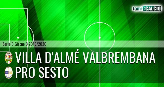 Villa Valle - Pro Sesto