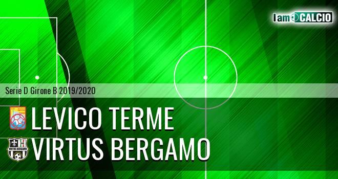 Levico Terme - Virtus CiseranoBergamo