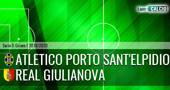 Atletico Porto Sant'Elpidio - Real Giulianova