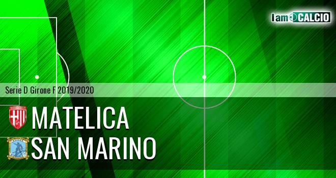Matelica - Cattolica Calcio SM