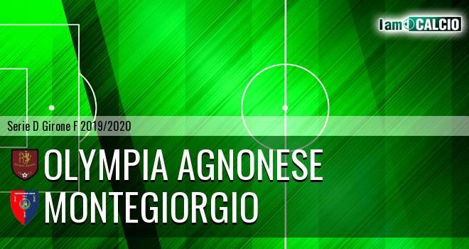 Olympia Agnonese - Montegiorgio