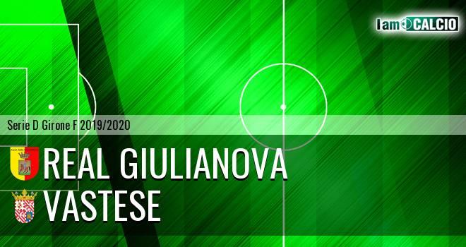 Real Giulianova - Vastese