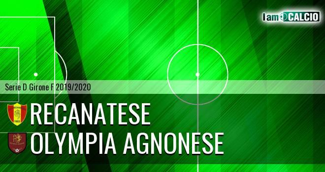 Recanatese - Olympia Agnonese