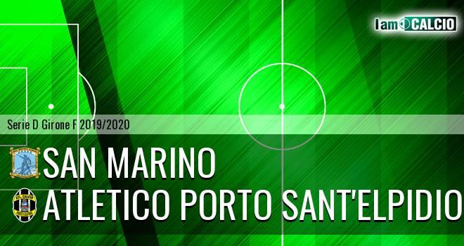 Cattolica Calcio SM - Atletico Porto Sant'Elpidio