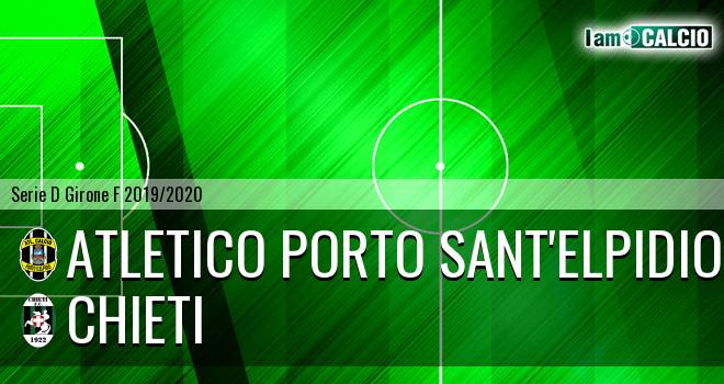 Atletico Porto Sant'Elpidio - Chieti