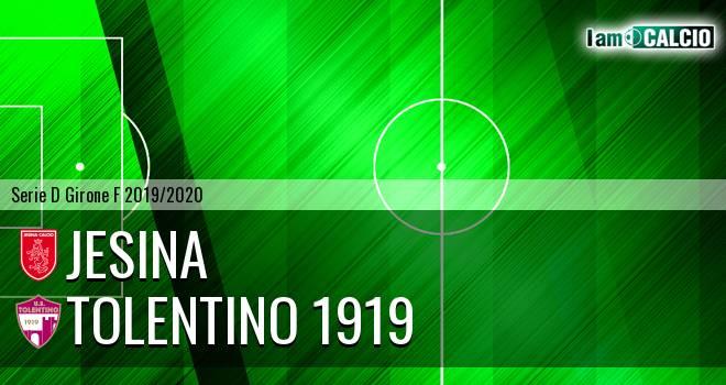 Jesina - Tolentino 1919