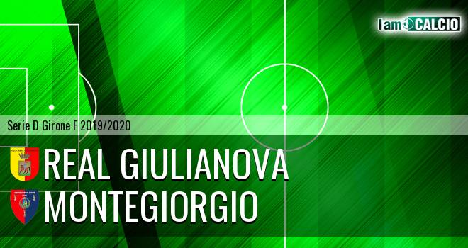 Real Giulianova - Montegiorgio