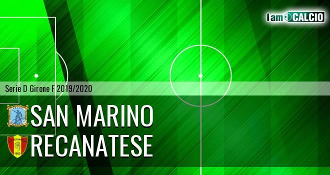 Cattolica Calcio SM - Recanatese