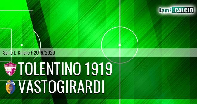 Tolentino 1919 - Vastogirardi