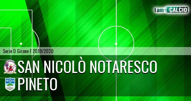 San Nicolò Notaresco - Pineto