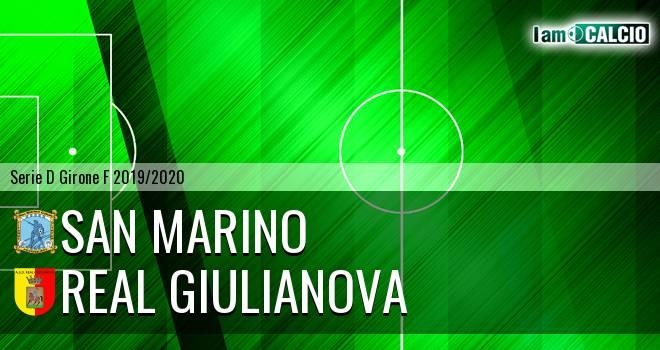 Cattolica Calcio SM - Real Giulianova