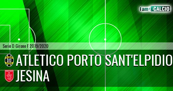 Atletico Porto Sant'Elpidio - Jesina