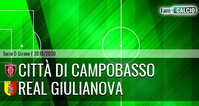 Città di Campobasso - Real Giulianova