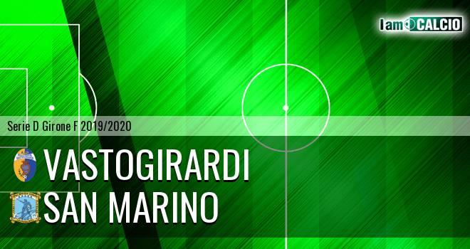 Vastogirardi - Cattolica Calcio SM