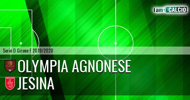 Olympia Agnonese - Jesina