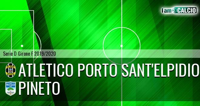 Atletico Porto Sant'Elpidio - Pineto