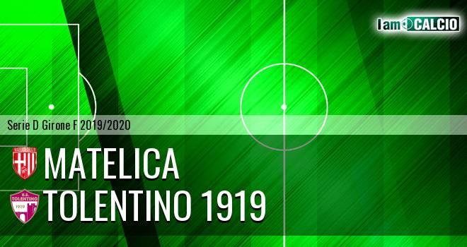 Matelica - Tolentino 1919