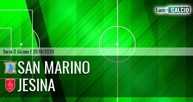 Cattolica Calcio SM - Jesina