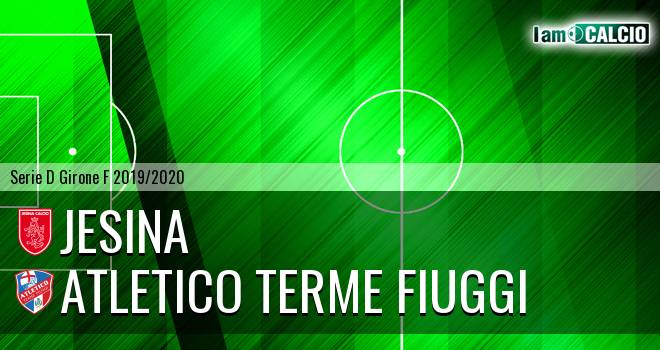 Jesina - Atletico Terme Fiuggi