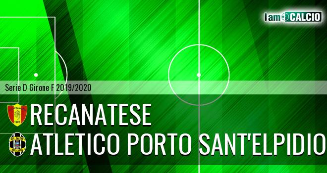 Recanatese - Atletico Porto Sant'Elpidio