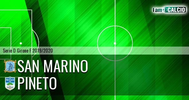 Cattolica Calcio SM - Pineto