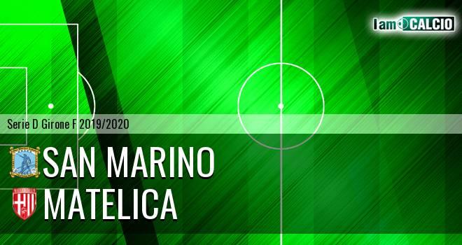 Cattolica Calcio SM - Matelica