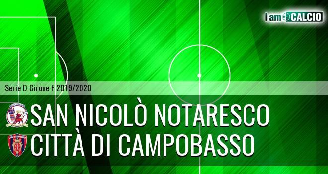San Nicolò Notaresco - Città di Campobasso