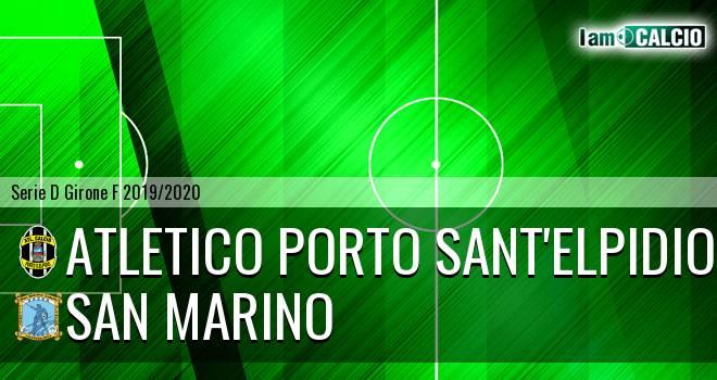 Atletico Porto Sant'Elpidio - Cattolica Calcio SM