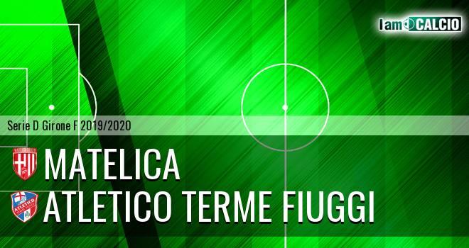 Matelica - Atletico Terme Fiuggi