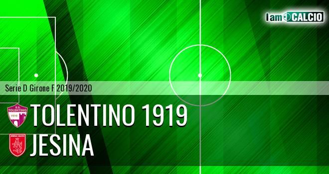 Tolentino 1919 - Jesina