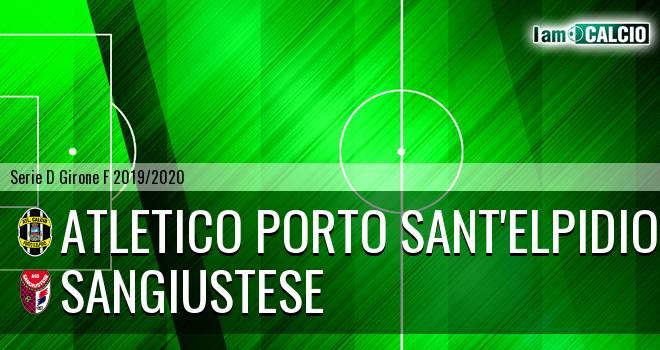 Atletico Porto Sant'Elpidio - Sangiustese
