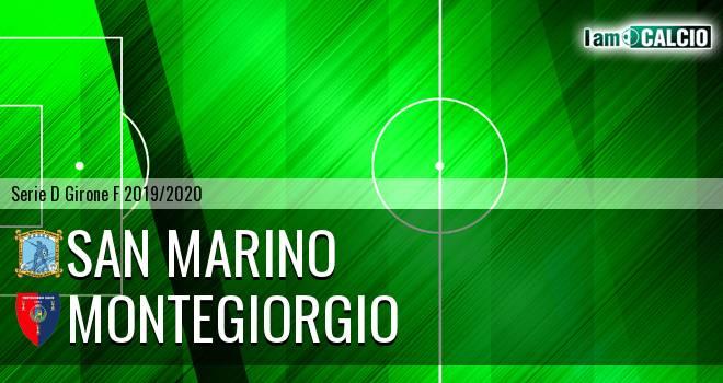 Cattolica Calcio SM - Montegiorgio