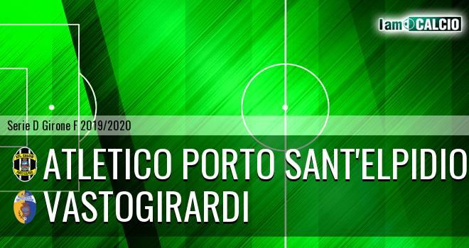 Atletico Porto Sant'Elpidio - Vastogirardi