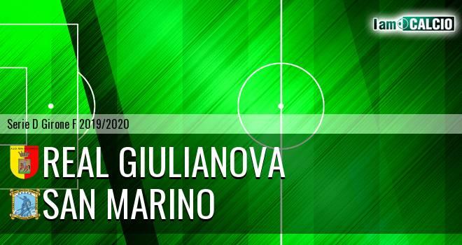 Real Giulianova - Cattolica Calcio SM