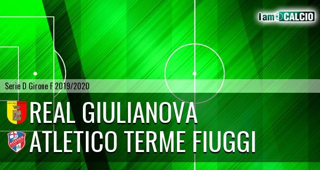 Real Giulianova - Atletico Terme Fiuggi