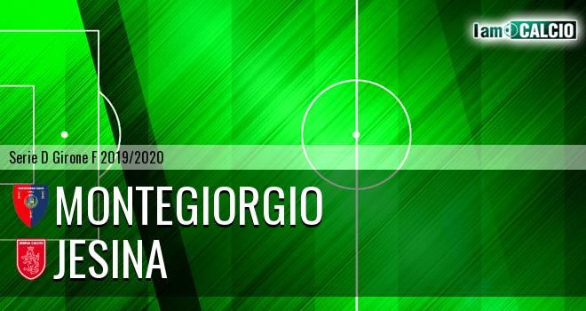 Montegiorgio - Jesina