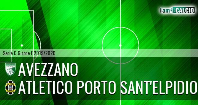 Avezzano - Atletico Porto Sant'Elpidio