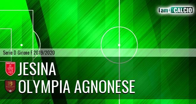 Jesina - Olympia Agnonese