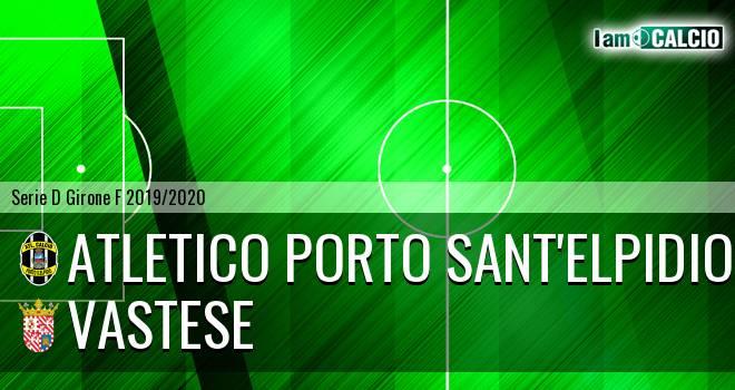 Atletico Porto Sant'Elpidio - Vastese
