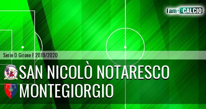 San Nicolò Notaresco - Montegiorgio