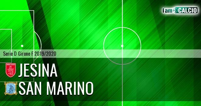 Jesina - Cattolica Calcio SM