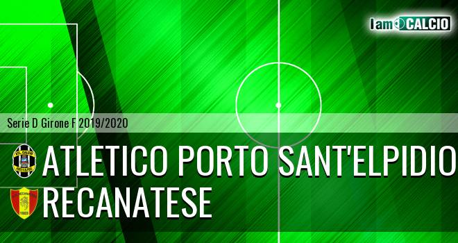 Atletico Porto Sant'Elpidio - Recanatese