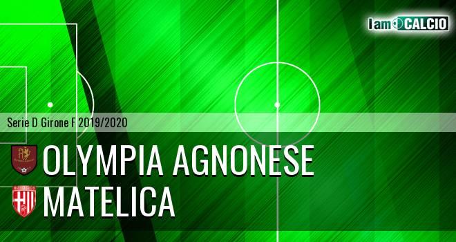 Olympia Agnonese - Matelica