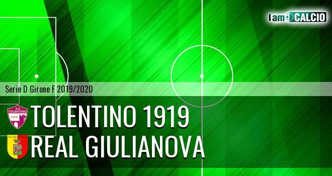 Tolentino 1919 - Real Giulianova